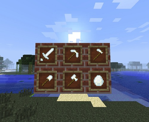 [1.7.2] Nether Star Tools