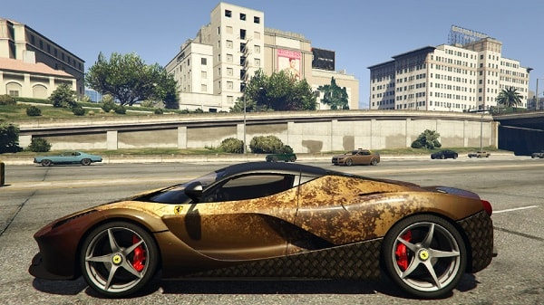 LaFerrari � ����� Mad Max